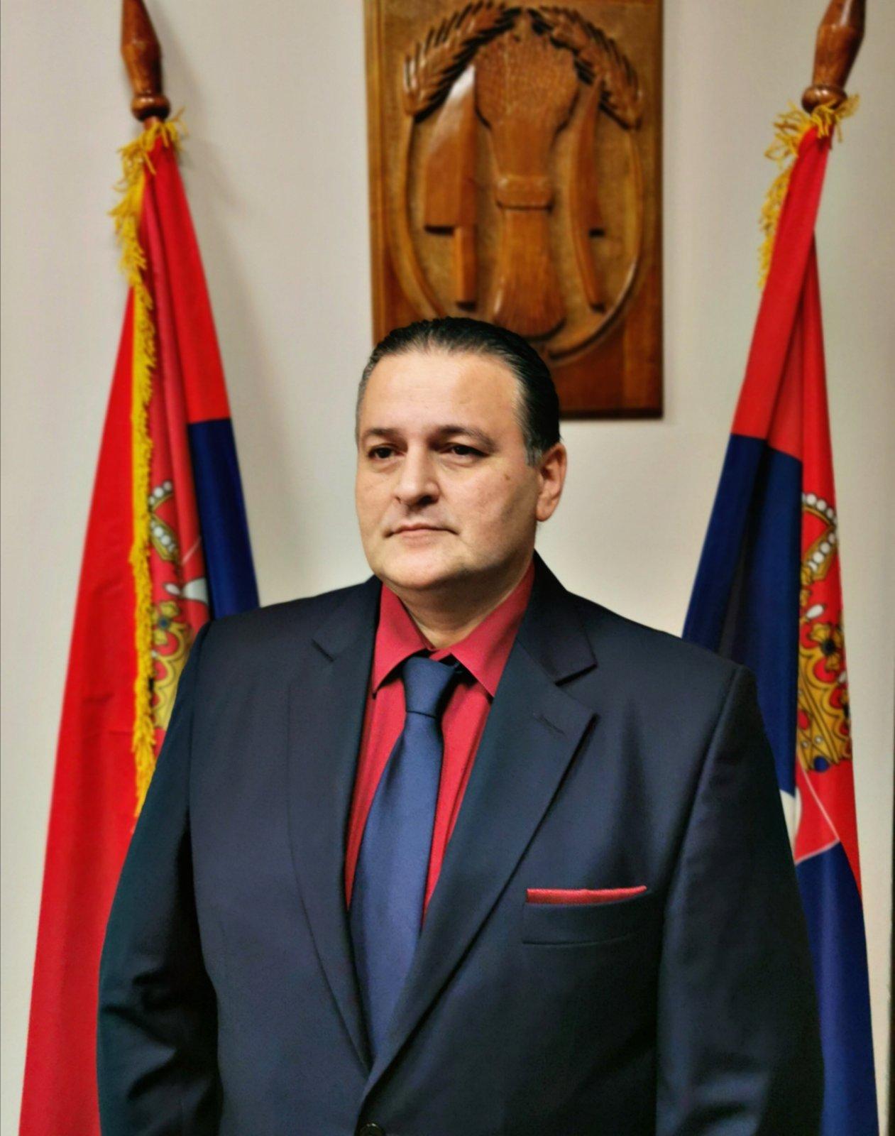 Тихомир Стаменковић