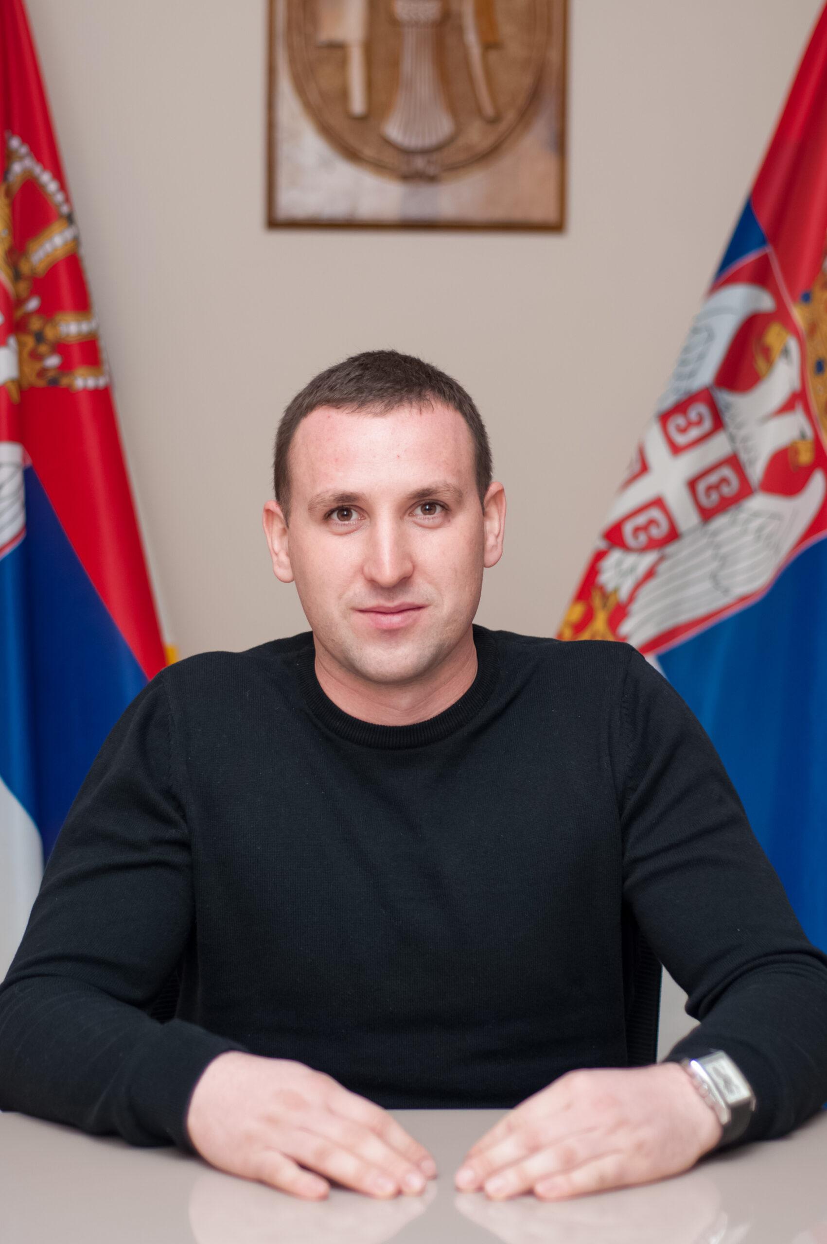БРАНИСЛАВ САРИЋ
