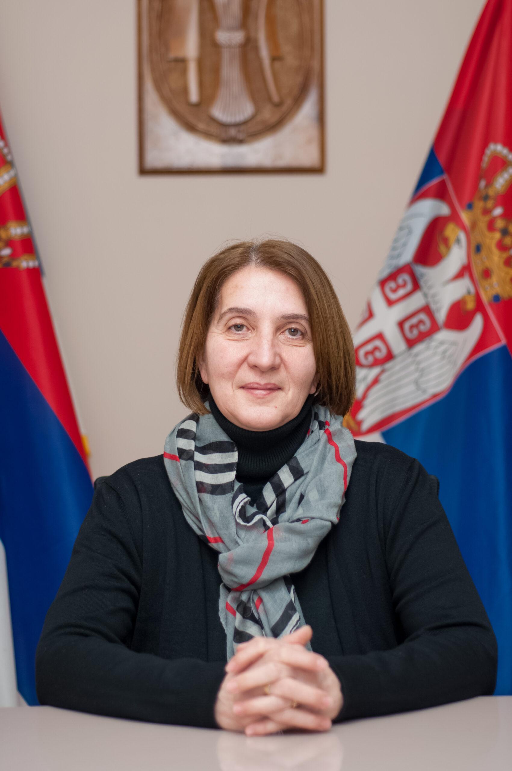 Љубинка Пантић