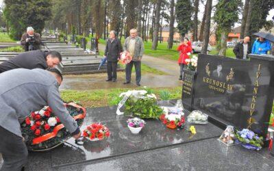 ОБЕЛЕЖЕНА ГОДИШЊИЦА СМРТИ КРУНОСЛАВА ИВАНКОВИЋА ХЕРОЈА СА КОШАРА